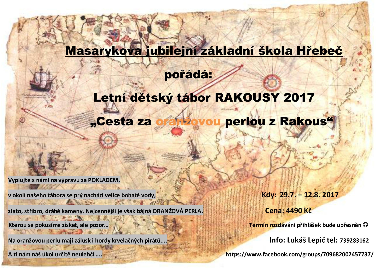 20170206 Letní dětský tábor Rakousy 2017