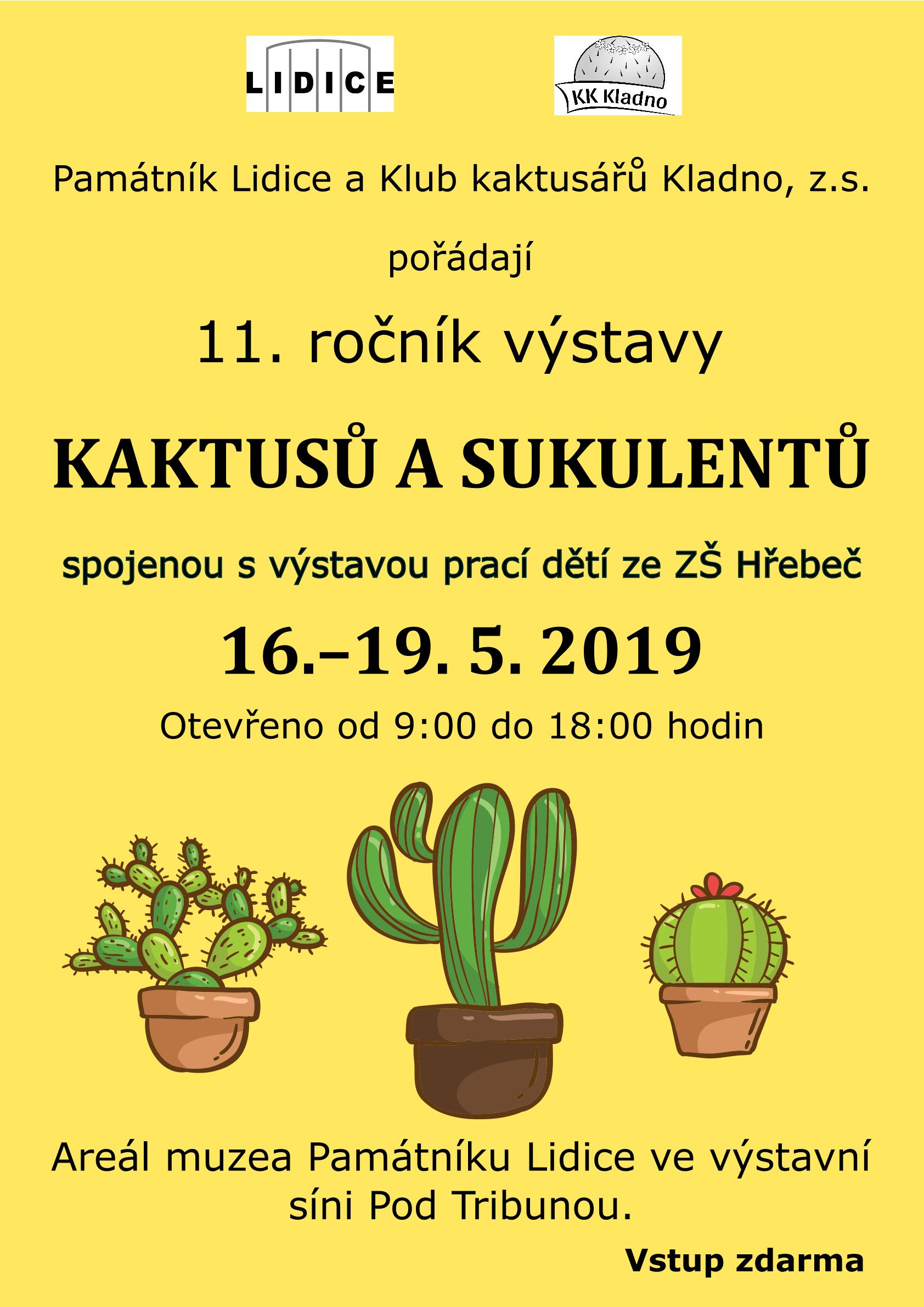 20190430 Plakat lidice 2019