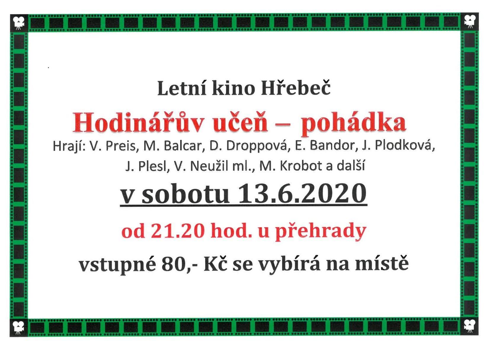 20200609 Letní kino
